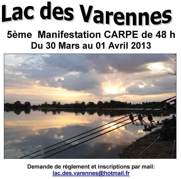 La carpe a mar on for Tarif grosse carpe