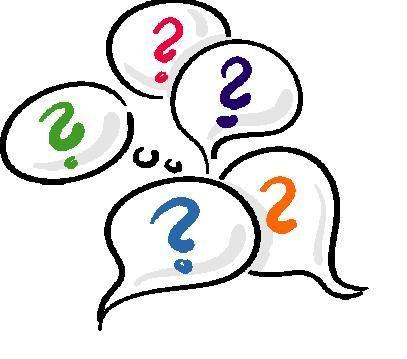 dessins montrant des bulles avec pleins de points d'interrogations: pour quels motifs de consultation?